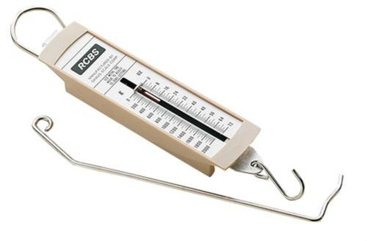 Image of RCBS Trigger Pull Scale Each Universal 2000 Grams; 72 oz