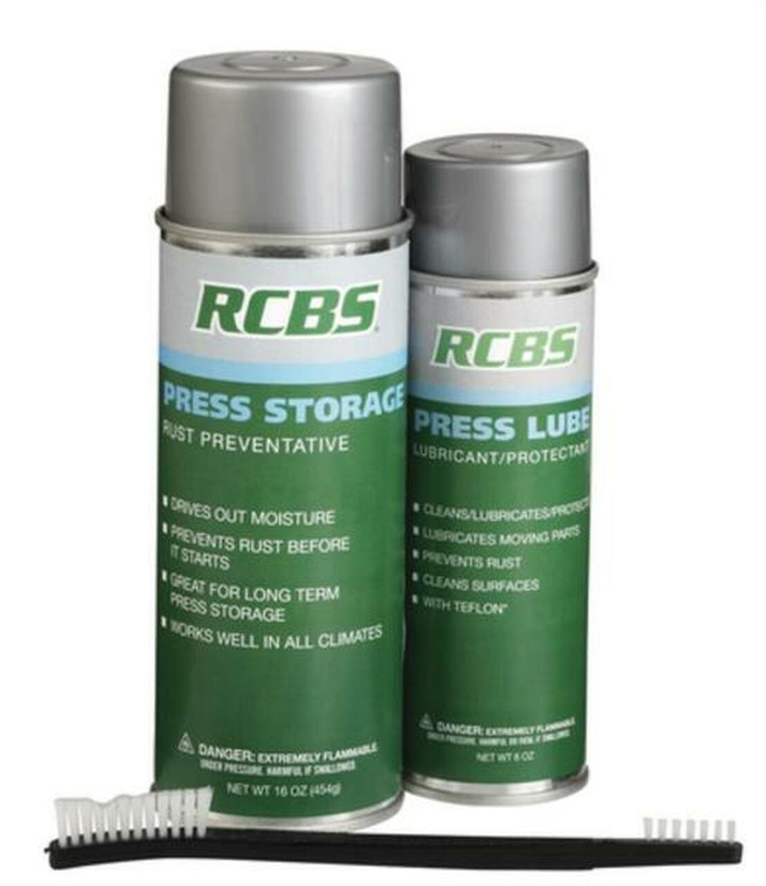 Image of RCBS Reloading Press Maintenance Kit For Cleaning and/or Storage