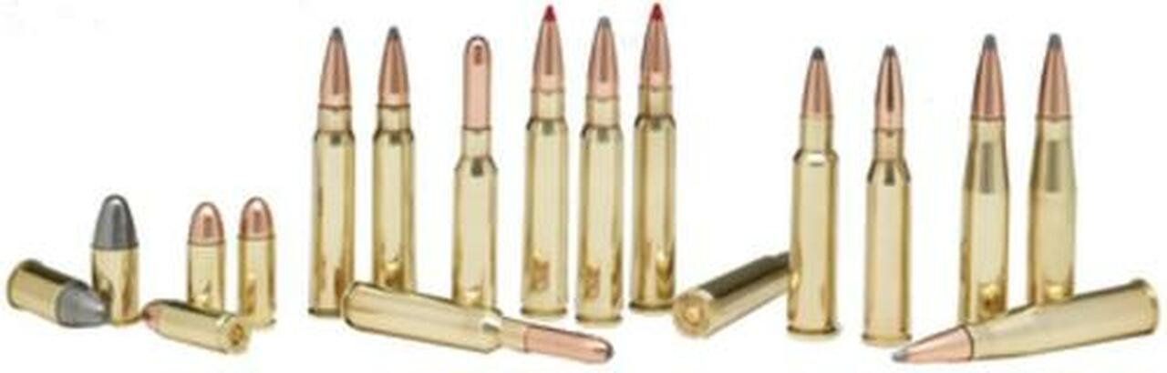 Image of Hornady 6.5x52 Carcano 160gr, Round Nose Spire Point 20 Per Box