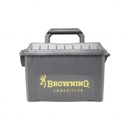 """Image of Browning BXD 3"""" 12 Gauge Ammo #2 Shot, 100rds Ammo Can - B19341232C"""
