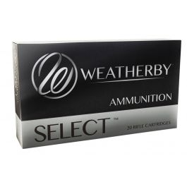 Image of Weatherby Select 257 Weatherby Mag 100 grain Norma Spitzer Rifle Ammo, 20/Box - G257100SR
