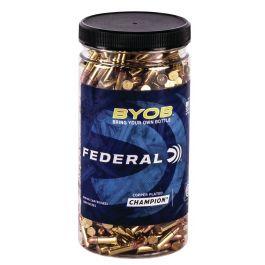 Image of Federal BYOB 17 gr Jacketed Hollow Point .17 HMR Ammo, 250/box - 770BTL250