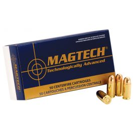 Image of Magtech 50 gr Full Metal Jacket .25 ACP Ammo, 50/box - 25A