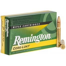 Image of Remington Core-Lokt 200 gr Pointed Soft Point .35 Whelen Ammo, 20/box - R35WH1