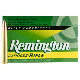 Image of Remington High Performance 250 gr Pointed Soft Point .35 Whelen Ammo, 20/box - R35WH3