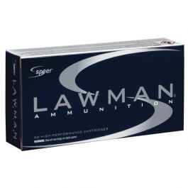 Image of Speer Lawman 125 gr TMJ Frangible .40 S&W Ammo - 53375