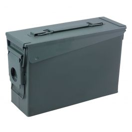 Image of Ranger Rugged Gear Reliant .30 Ammo Can, Green - RRG-1007-02