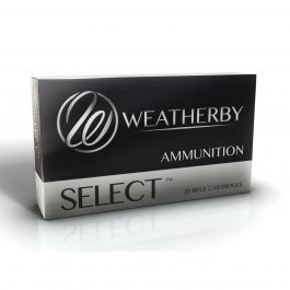Image of Weatherby Select 100 gr Hornady Interlock .257 Weatherby Mag Ammo - H257100IL