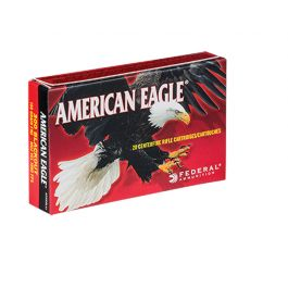 Image of American Eagle 300 AAC Blackout 150gr FMJ-BT Ammunition 20rds - AE300BLK1
