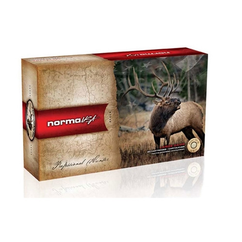 Image of Norma USA Rifle Ammunition 6.5 x 52 Carcano 156gr SP 2430 fps 20/ct