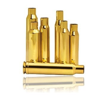 Image of Norma Unprimed Brass Rifle Cartridge Cases .308 Norma Mag 50/ct